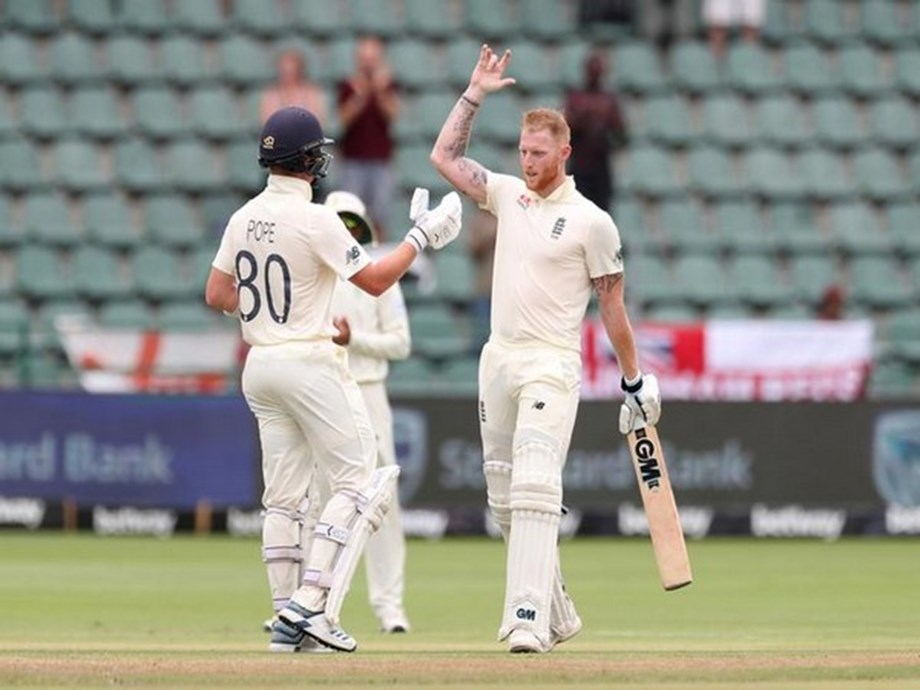 Third Test: England in commanding position against South Africa on day two