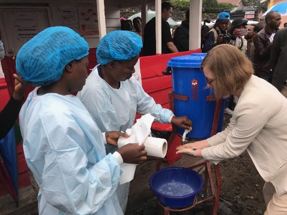 Canada continues support DR Congo to fight Ebola, Minister Gould says