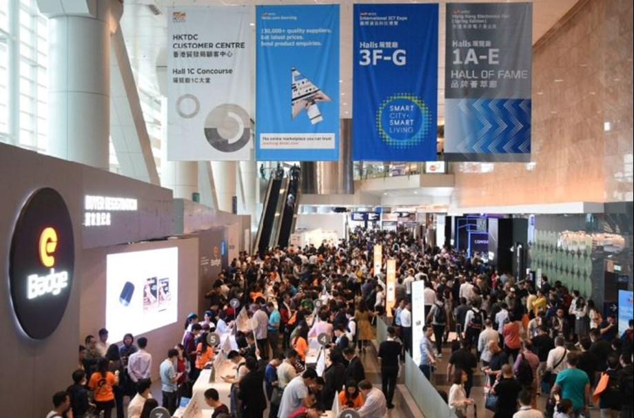 HKTDC Hong Kong Electronics Fair, ICT Expo draw buyers to successful conclusion