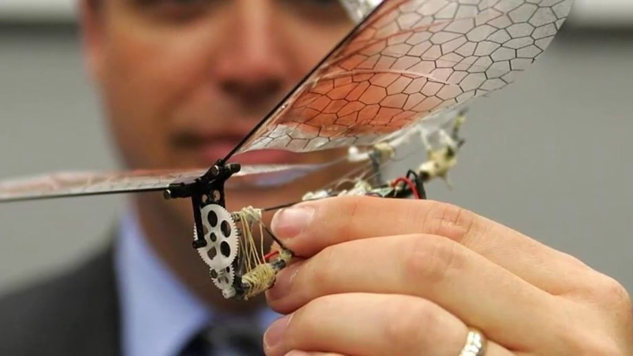 Energy saver drones with 'movable-arm technology' to function in windy conditions