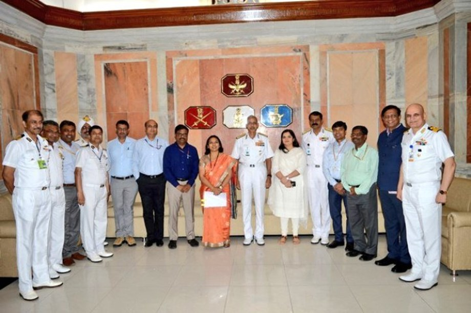 Indian Navy: Chairperson highlights achievements during exercise SEA VIGIL
