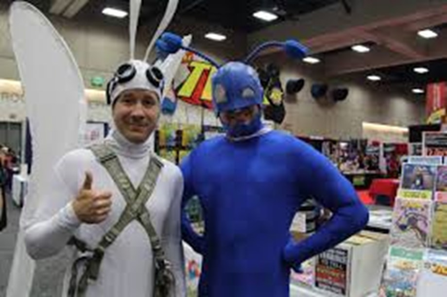 Amazon not to proceed further with comic book based 'The Tick': Ben Edlund