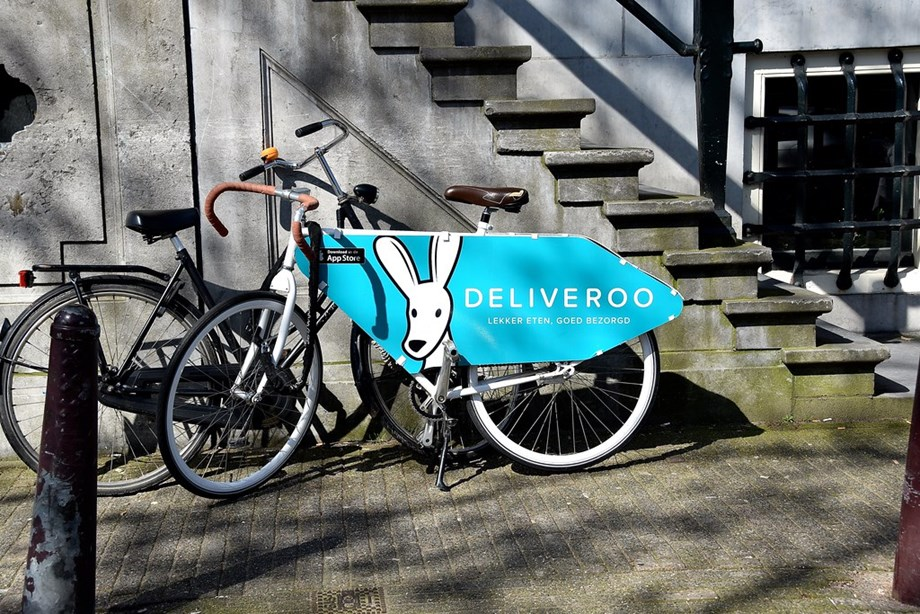 UK's food courier Deliveroo gets Amazon funding for business expansion