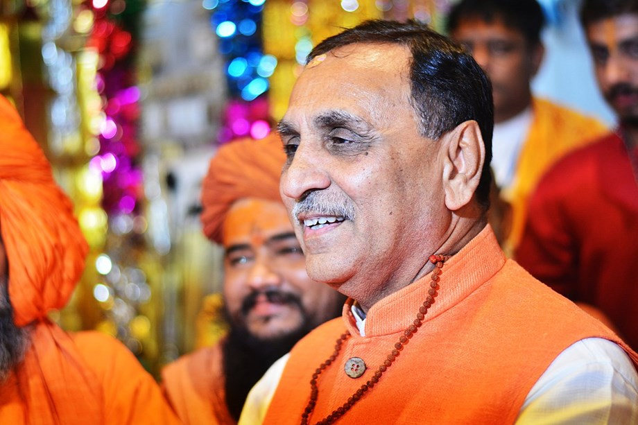Rupani slams Rahul on farm loan waiver remark