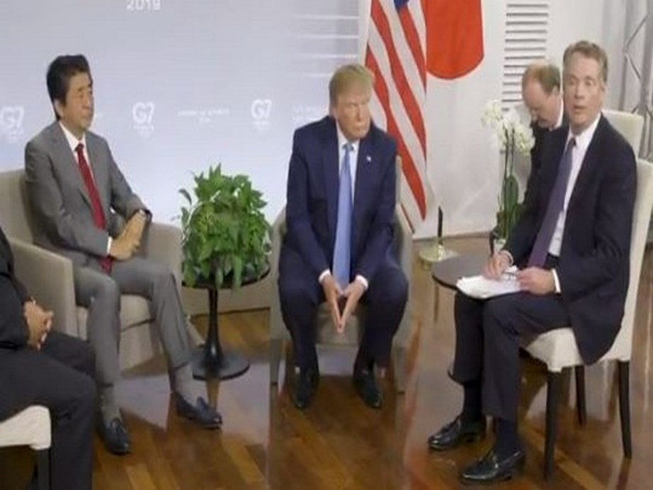 US and Japan conclude initial trade deal regarding tariff barriers