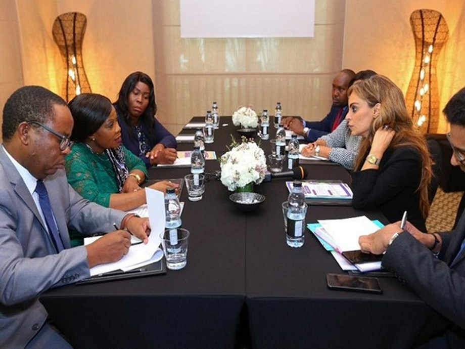 Merck Foundation partners with First Lady of Zimbabwe to build healthcare capacity