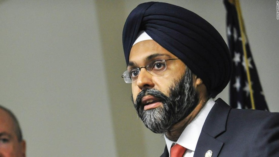 """Sikhs community part of """"America's fabric,"""" says New Jersey Attorney General"""