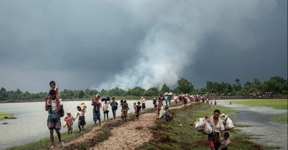 Myanmar authorities capture boat carrying 93 fleeing Rohingya camps for Malaysia