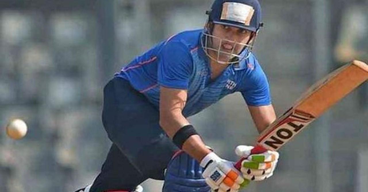 Gambhir hammers final ton of his career as Delhi take lead