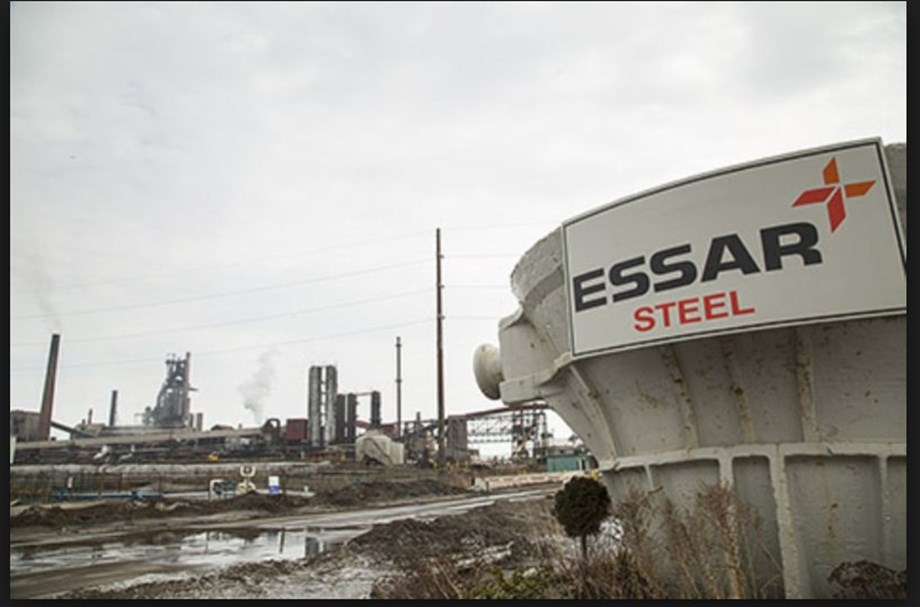 SBI puts Essar Steel Rs 15,000 cr loan on sale