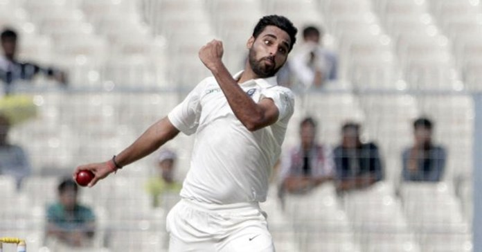 Was trying everything to be in rhythm in nets: Bhuvneshwar