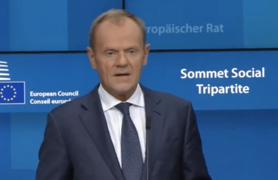 Europe will stay united in support of Ukraine: Donald Tusk