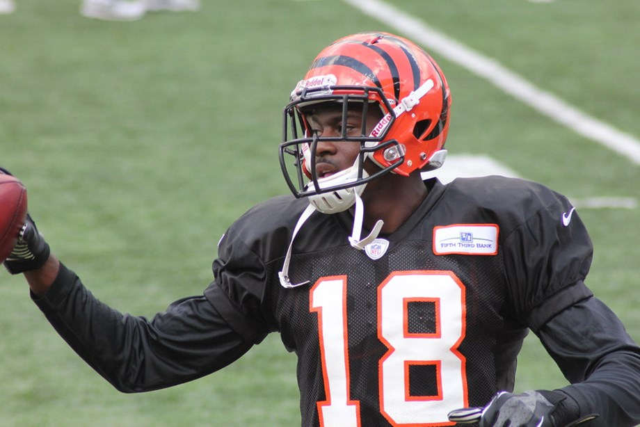 Bengals WR Green expected to return Sunday