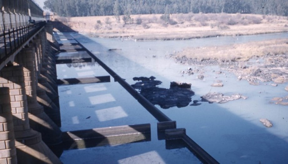 Provinces working together to stop pollution into Vaal Dam
