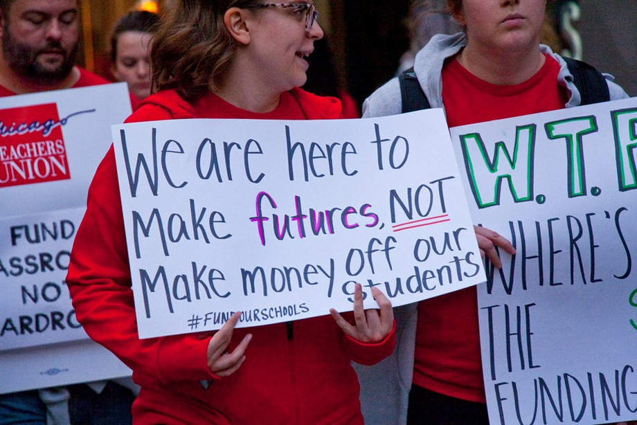 Chicago teachers to remain on strike, classes canceled for 11th day