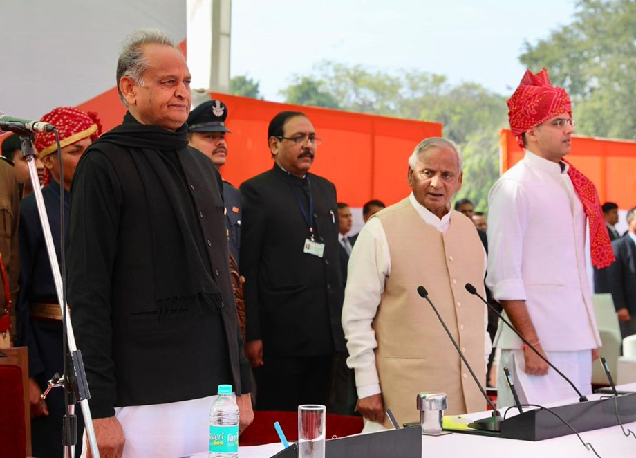Gehlot takes over as Rajasthan CM but falls behind other states in loan waivers