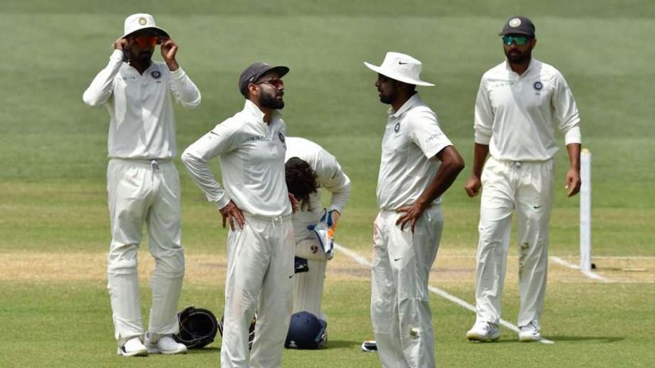Jadeja, Yadav wraps Australia half way down on 3rd day