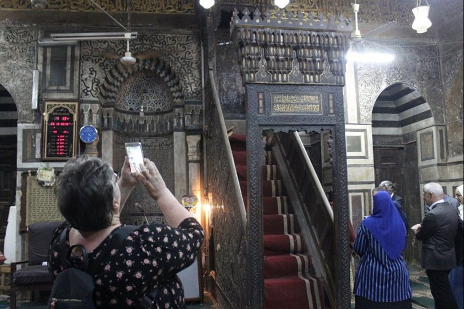 UK's Cultural Protection Fund investing over GBP £3m in six projects in Egypt