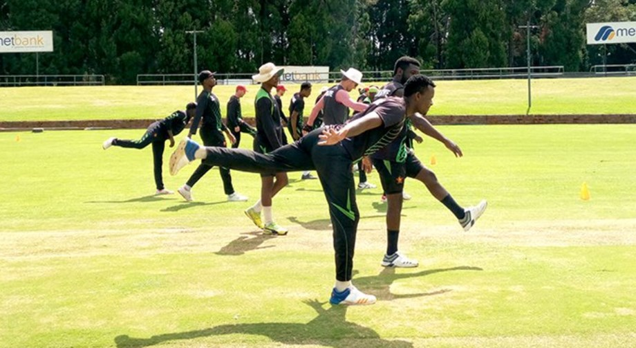 Zimbabwe 'have to enjoy' first home Test since 2017