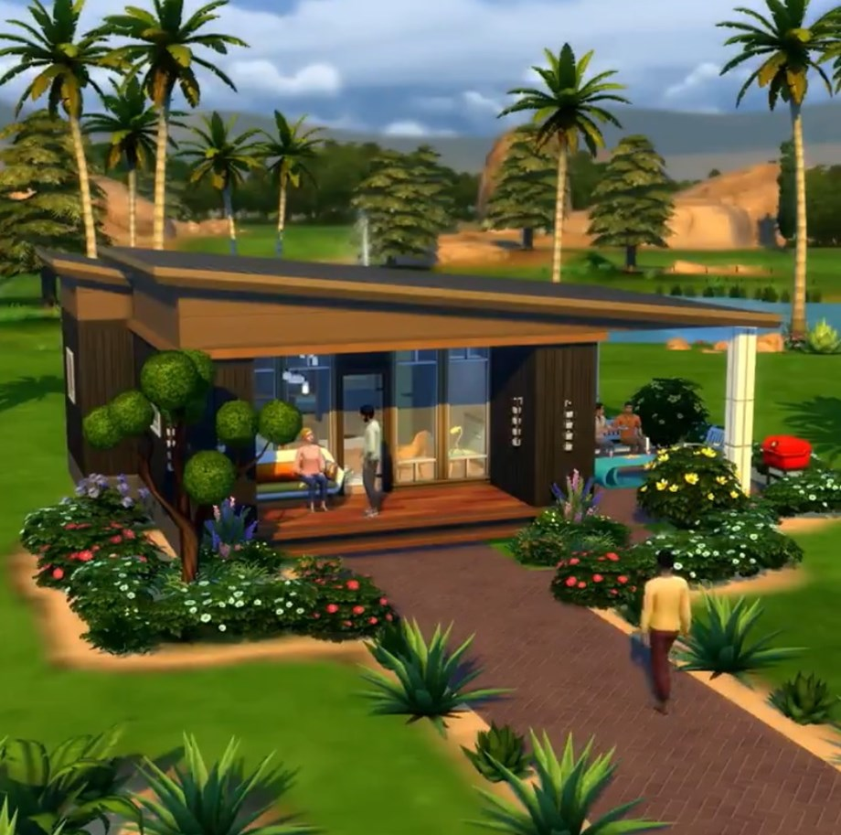The Sims 5 may arrive based on recent EA's tweet, new stuff pack Tiny Living launched