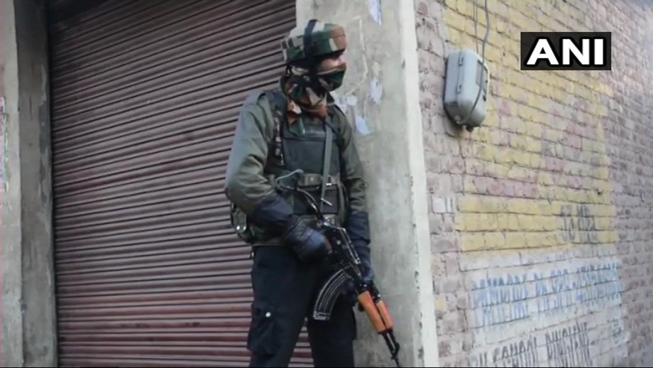 Two terrorists gunned down in Awantipora by security forces