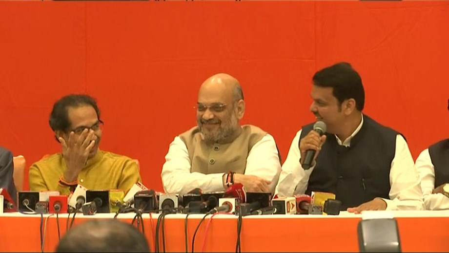 BJP-Shiv Sena to contest LS polls jointly, agrees on shifting Nanar refinery
