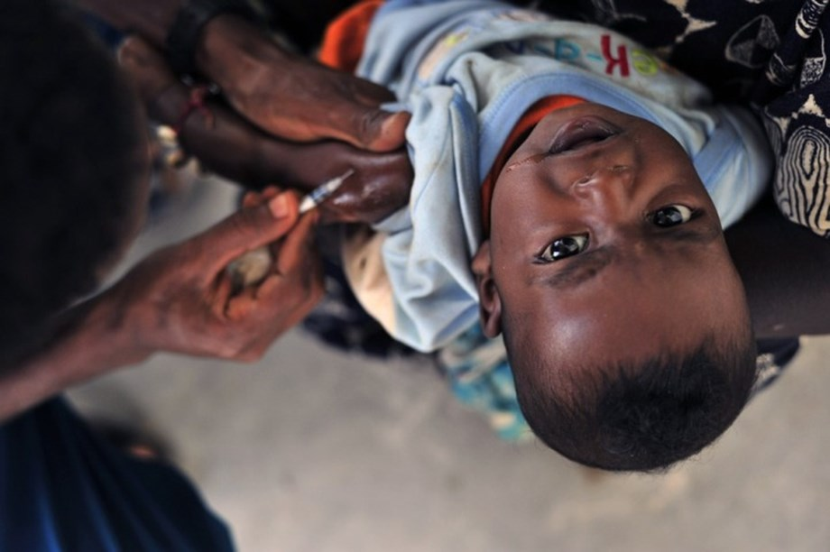 Series of polio vaccination campaigns launched in Ghana to prevent virus