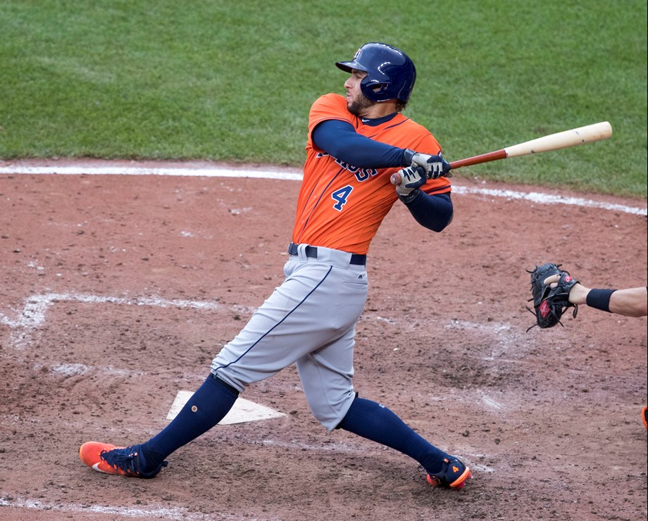 Springer, Astros down Red Sox for ninth straight win