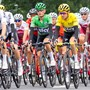 Cycling-Astana strike first blow in Vuelta, Roglic involved in crash