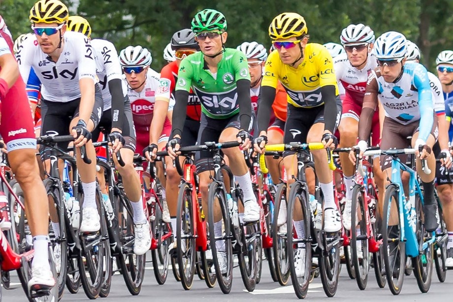 Cycling-Crash-hit Thomas satisfied with Tour de France condition