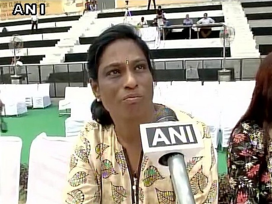 PT Usha nominated for IAAF's Veteran Pin