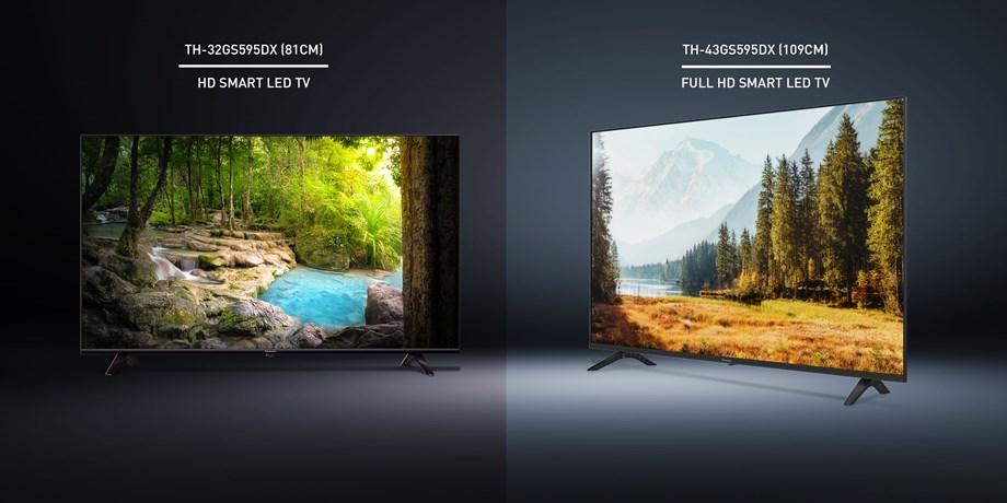 Panasonic launches 14 models in its 4K Ultra HD TVs range
