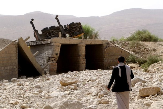 US calls Yemen civil war parties for ceasefire 'in the next 30 days'