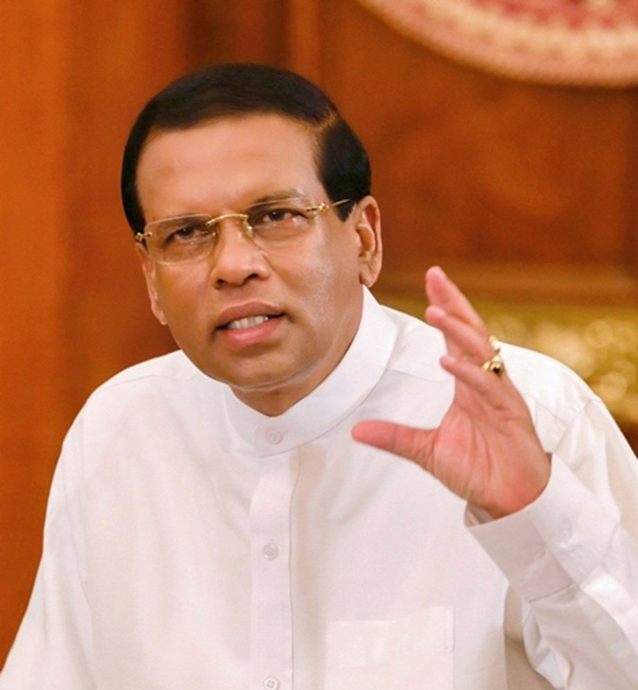 'I will not appoint Ranil Wickremesinghe as PM in my lifetime'