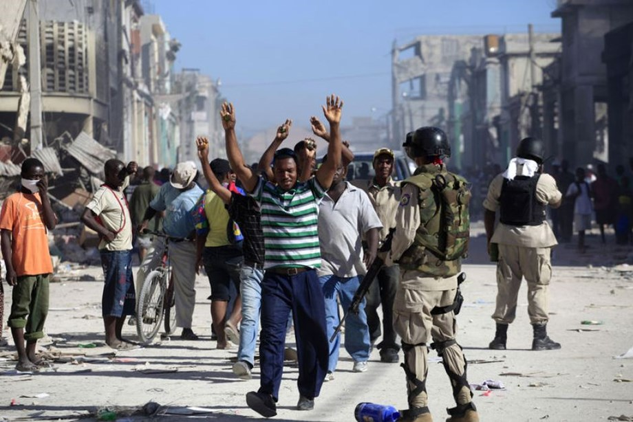Head of UN Mission in Haiti, ambassadors call for dialogue to end violence, protest