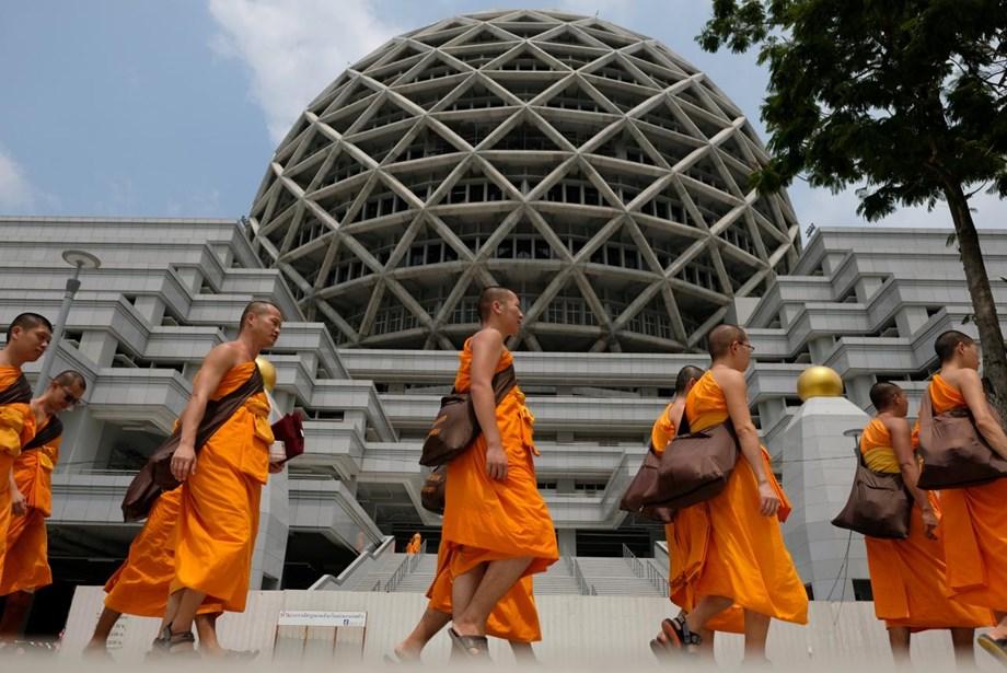 Chinese Buddhist diplomacy: Holds fifth World Buddhist Forum