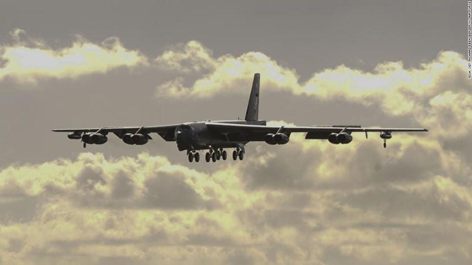 US general says bombers no longer conducting flights over Korean peninsula