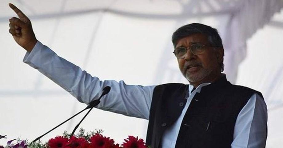 Kailash Satyarthi hits govt for failure to pass anti-trafficking Bill