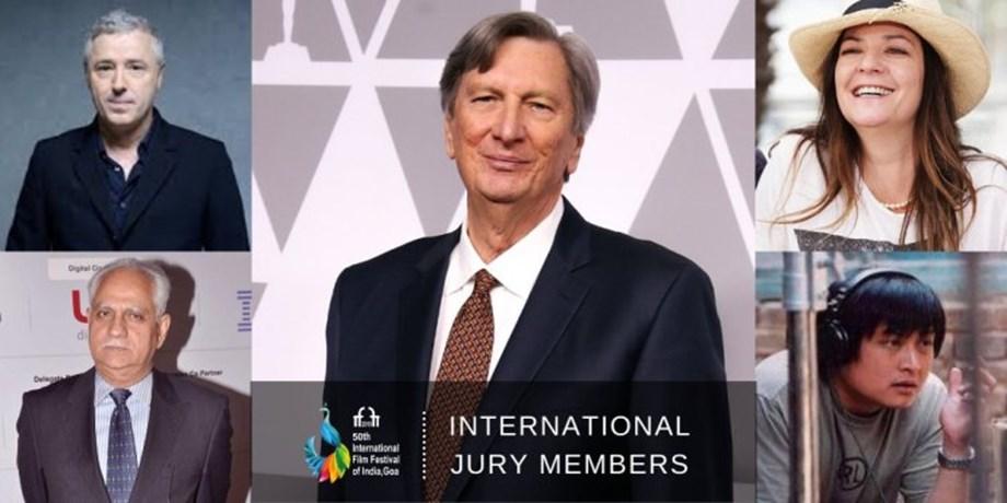 Ex. President of AMPAS John Bailey to chair International Jury of 50thIFFI