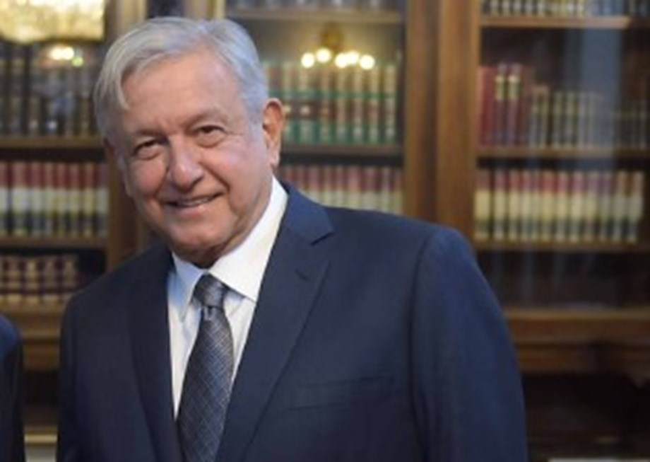Mexican president hails 'good meeting' with U.S. attorney general Barr