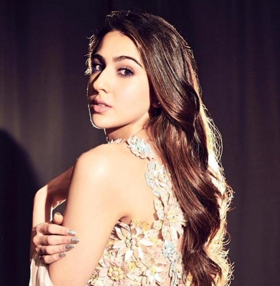 Sara Ali Khan already a star with her debut on Karan Johar's talkshow