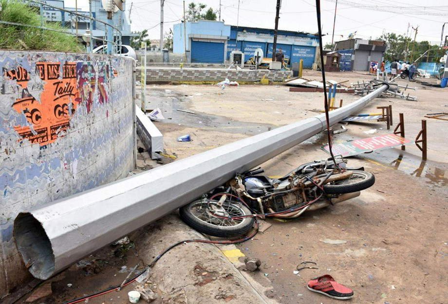 Cyclone Gaja: Over 1.7 lakh people believed to be living in 252 relief camps