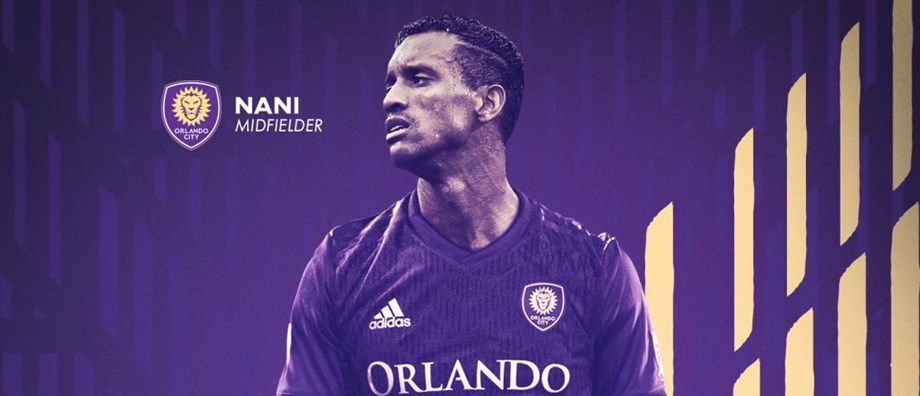 Soccer- Portugal's Nani joins Orlando City on a 3 year deal