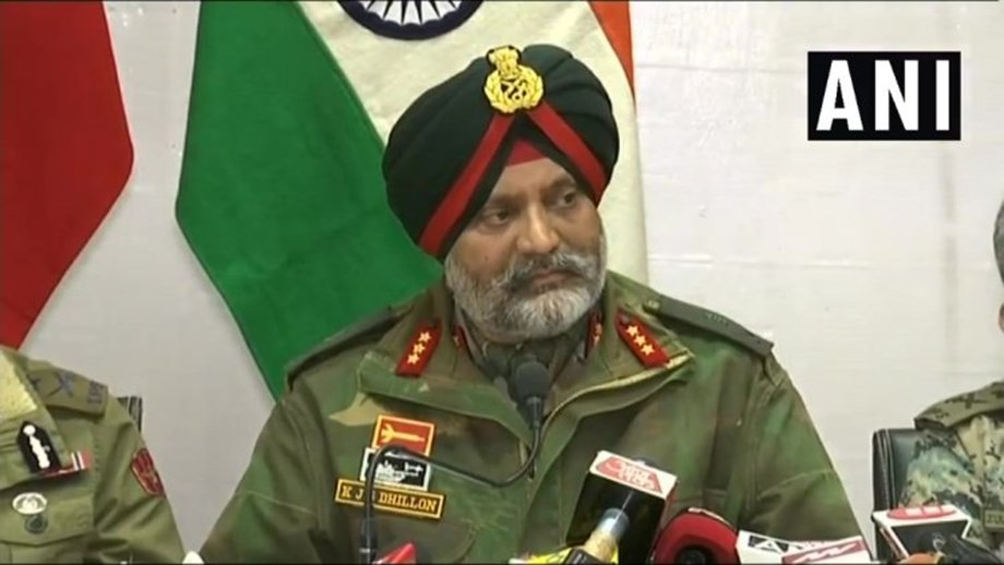 Anyone who picks up gun in Kashmir will be eliminated, warns Corps Commander
