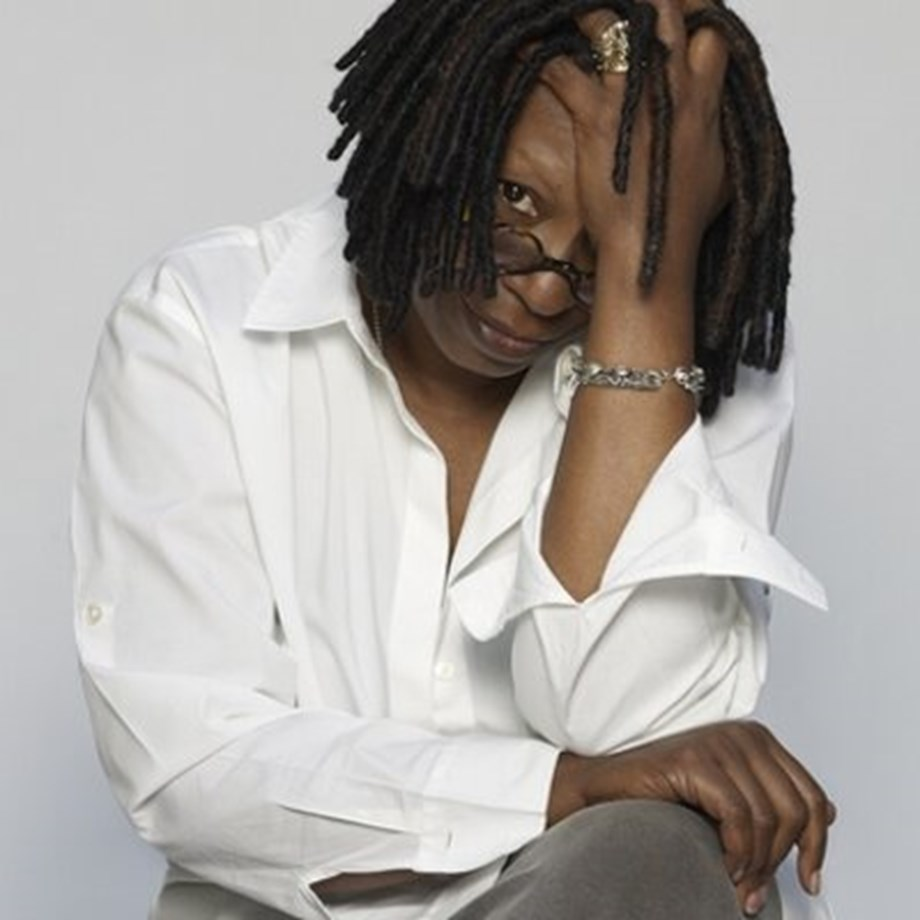 Whoopi Goldberg talks about discrimination in film industry due to her color