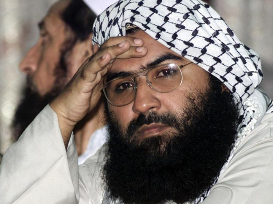 WSJ raises questions over China blocking Masood Azhar's way to 'terrorist list'