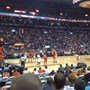 Raptors celebrate title, then edge Pelicans in OT