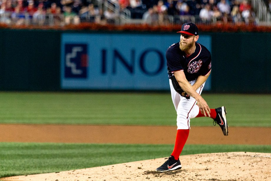 Reports: Strasburg agrees to 7-year, $245M contract