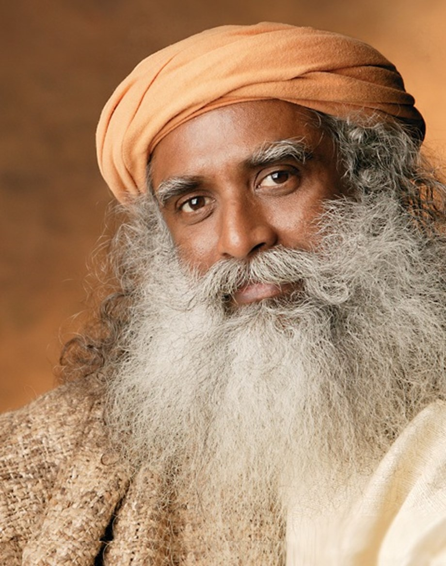 Sadhguru to lead yoga session on board Floating Dock of Indian Navy