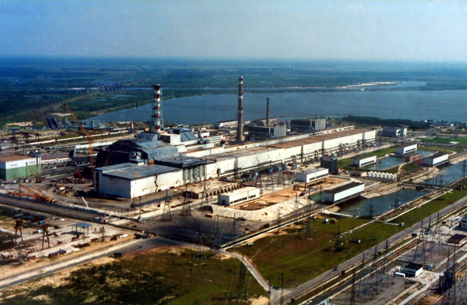 Chernobyl made safe: How worst-ever nuclear disaster site is getting a new life